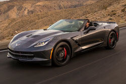 corvette c7 stingray coupe 6.2l v8 466ch